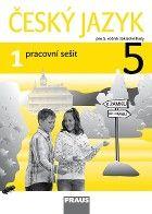 Český jazyk 5. r. - pracovní sešit 1