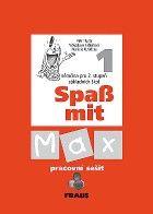 Spaß Mit Max - 1 - pracovní sešit