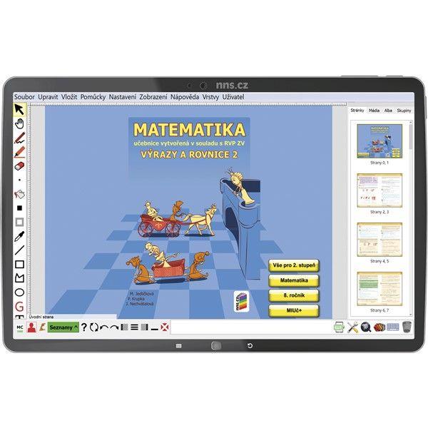 MIUČ Matematika - Výrazy a rovnice 2 - na 1 školní rok
